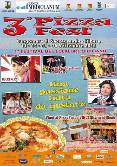 PROGRAMMA PIZZA-FEST