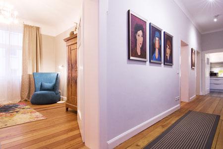 Ludwigshafen vollmöblierte Wohnung - Arbeitszimmer Gästezimmer