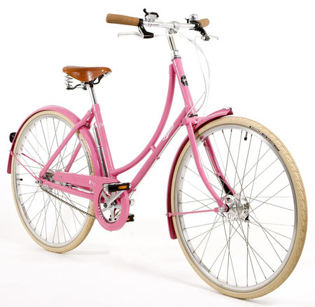 Pashley Poppy Blush Pink €600