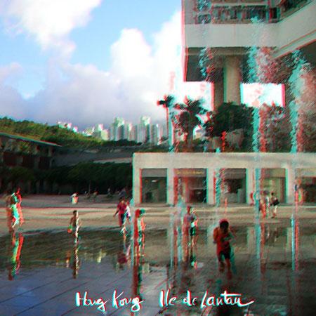 Hong Kong  Ile de Lantau