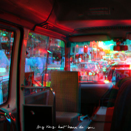 Hong Kong huit heures du soir