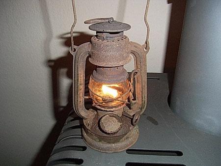 Feuerhand Atom frühes Vorkriegsmodell mit tüchtig Patina