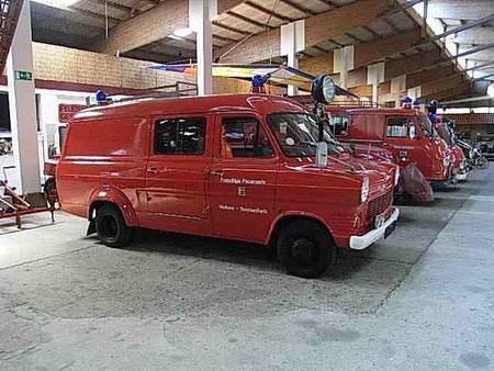 TSF Ford Transit FT 130, ich erwarb ihn ca 2005