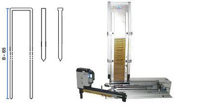 BeA modularni alat za klamerice, iglice i čavliće