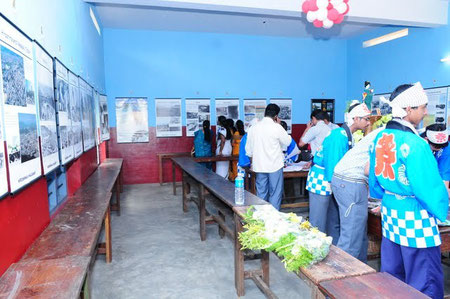Hiroshima Nagasaki A-Bomb Exhibition