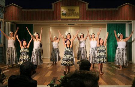 Hawaiian Town 初ステージメンバー デビューおめでとう!