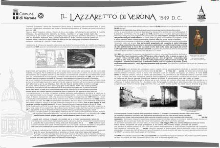 TABELLA STORIOGRAFICA INSTALLATA AL LAZZARETTO 08 SETTEMBRE 2012