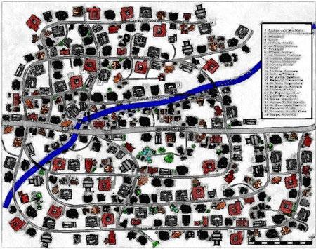 Stadtplan von Alt-Euth