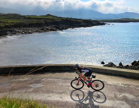 #exploreireland by road bike