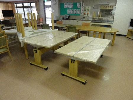 介護テーブル「TN-404」