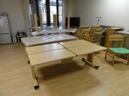 介護昇降テーブル「TN-404」