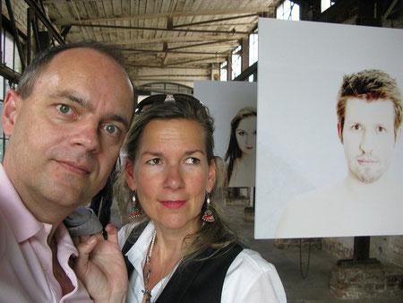 Geschafft und glücklich: Claudia und Frank Kudlinski