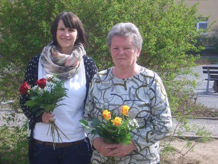 Julia Paulick und Elisabeth Illichmann