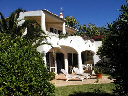 Casa Hunting, Hausansicht, Praia da Luz
