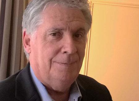 """Jean-Yves Rosazza, maire d'Andernos: """" C'est une grande satisfaction, pour moi ainsi que pour mon équipe,  d'être parvenus à boucler le projet  de cinéma en quatre ans. Photo M. M."""