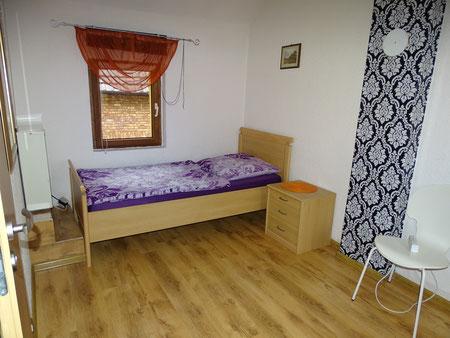 Schlafzimmer (oben)