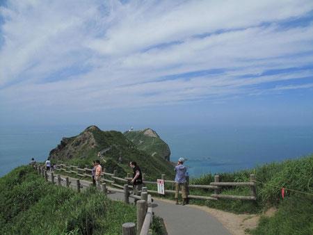 12:00 神威岬までは遠く、時間の都合もあり省略^^;