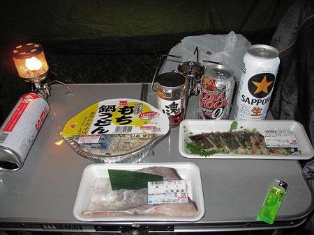 18:00  本日の晩御飯タイム