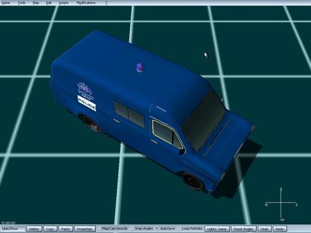 ford transit london metropolitan police