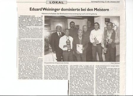 Presse 2007
