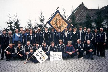 B-Staffel Meister 1983 und Aufsteiger in die A-Staffel