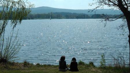 Sommergefühl am Weißenstädter See
