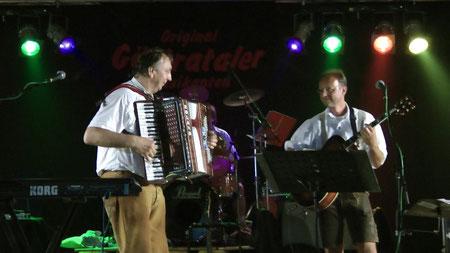 www.goestrataler.de Original Göstrataler Musikanten