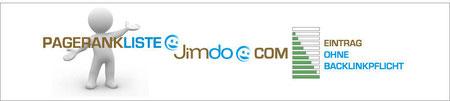 http://pagerankliste.jimdo.com
