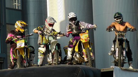 Freestyle-Moto-Crosser-Show