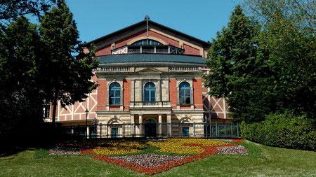 Richard-Wagner-Festspiele 2012 im Festspielhaus auf dem Grünen Hügel
