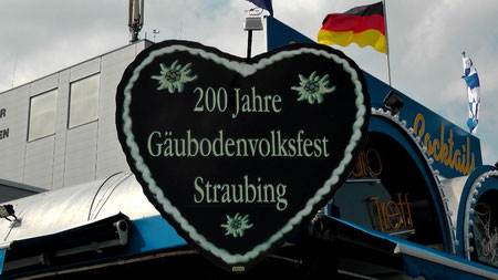 200 Jahre Straubinger Gäubodenvolksfest 2012 © Copyright by Olaf Timm