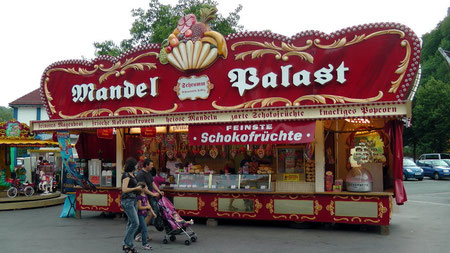 Blütenfest in Bad Berneck 2011