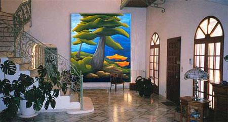 Hoedl Original Art Paintings for Sale