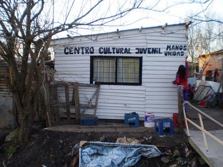 """Centro Resistencia Cultural Barrial """"Manos Unidas"""" Barrio El Olvido"""