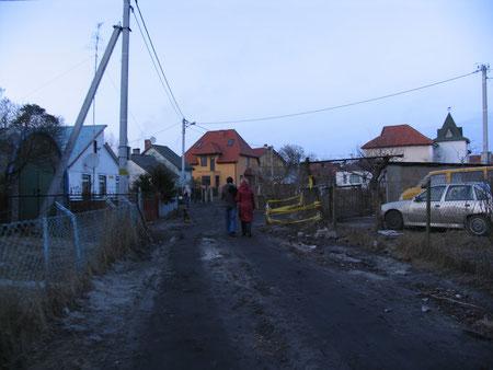 2008 г. Sarkau - Лесное задворки