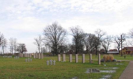 2010 г Немецко - русское кладбище 1 и 2 мировой войны