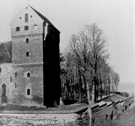 Бальга после реставрации 1932 г.