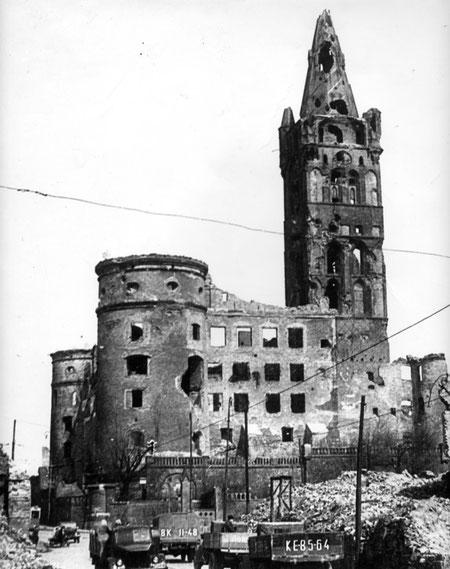 1953 г замок