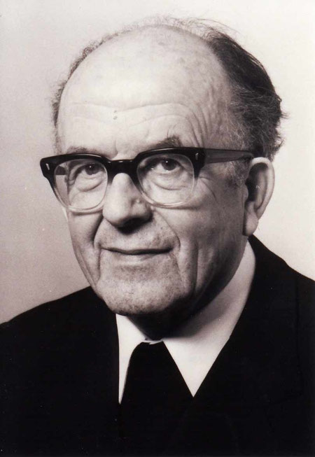 Pfarrer Franz Xaver Thali (1903-1990)