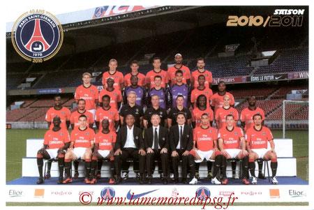 PSG 2010-11