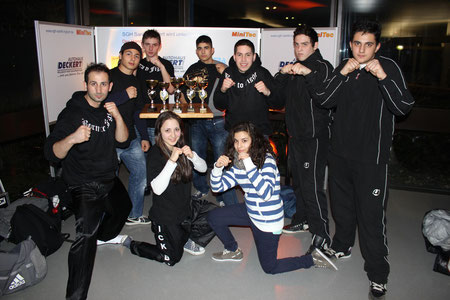 Omnis Fight Gym Thai-Kickboxen Mannheim