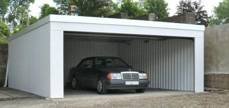 Garagen - Carportfabrik.de