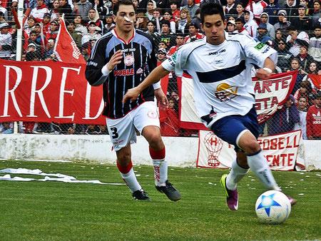 Jorge Newbery participo en la edición 2012. Ahora quiere cambiar la historia