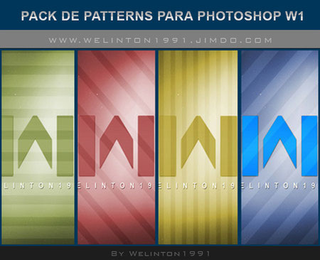 Patterns Para Photoshop, motivos