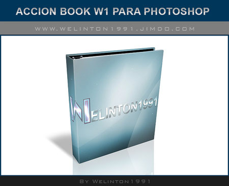 Accion Book Para Photoshop W1