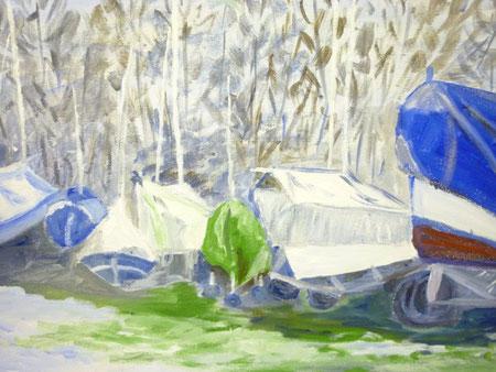 """ Winterlager"" April 2012"