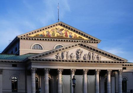 Die Kanzlei liegt in der Nähe der Münchner Oper