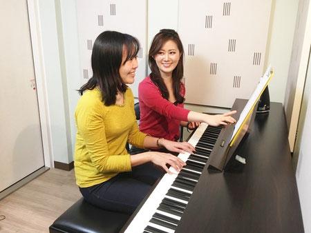 piano lesson tokyo japan