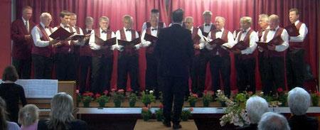 Chorkonzert der Heideblume in Salzhausen 2011
