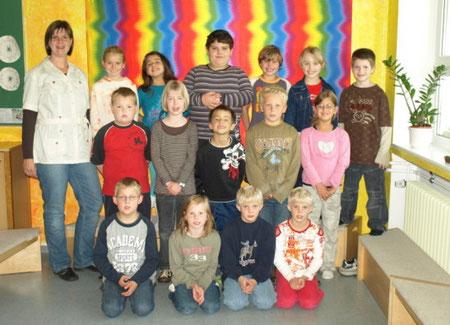 Klasse 2b mit Frau Albrecht
